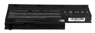 Medion Akoya batterij 14,4 volt P7615-P7618-E7214 of E7216
