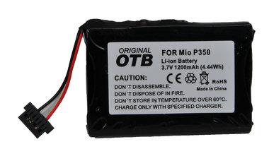 Mitac Mio P350/P550 Li-Ion