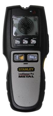 Stanley metaal detector op 9 volt batterij