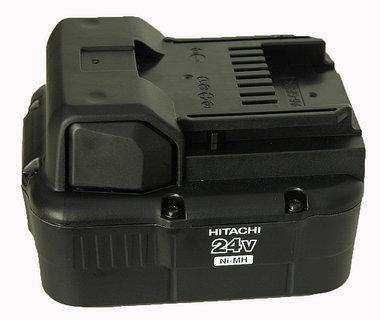 Hitachi 24 volt accu origineel BSH2420