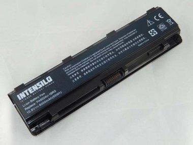 Toshiba accu voor o.a.  PA5024U 10,8-11.1V, 4400 mAh