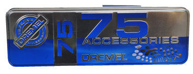 Dremel accessoire kit metaal blik met 75 x KOOPJE