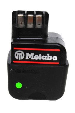 Metabo 9,6 volt accupak (zonder de behuizing) met meer Ah