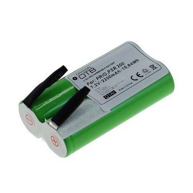 Bosch accu 7,2 voor  Prio / PSR 200 / PSR 200 LI / PSR
