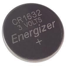 CR1632 li ion batterij