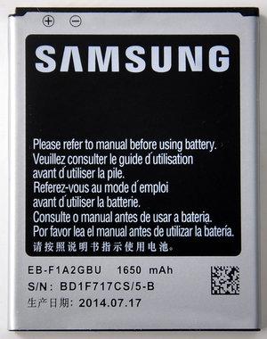 Samsung S 2 accu  EB-F1a2gbu  I9100