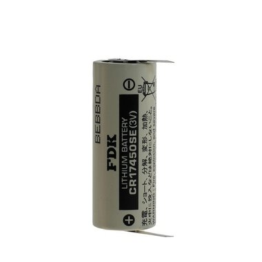 CR 17450 SE 3 volt Li ion cell