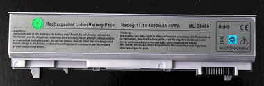 Dell Latitude E6400 Li-Ion 4400mAh 11,1v
