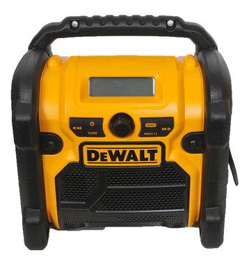 Dewalt  DRC 019 radio voor schuif li ion accu's