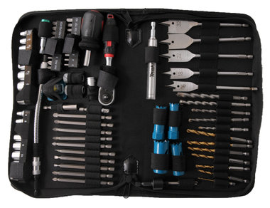 Makita 79 deel multi set tools