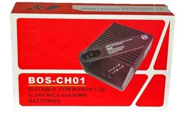 Bosch accu lader 7,2 v tot 24 volt universeel