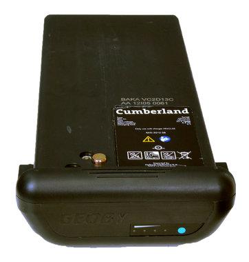 Cumberland Geoby 25.9 li ion accu (omruilaccu) met meer power dan uw oude!!