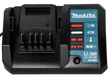 Makita DC18WA li ion lader voor 14,4 en 18 volt (let op speciale G  lader)