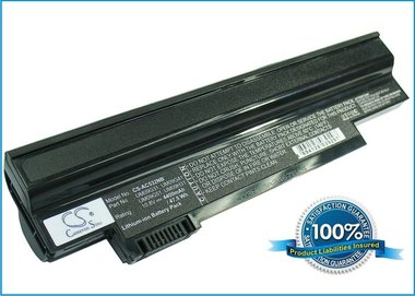 Acer Aspire one 532h  11,1 volt