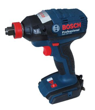 Blauwe Bosch Slagmoersleutel GDX