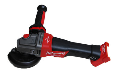 Milwaukee M18 CAG125X-0 18V Li-Ion accu haakse slijper body - 125mm -