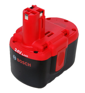 Bosch 24 volt Heavy duty pack org