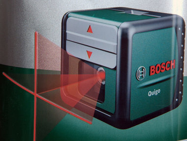Bosch - Quigo ll Kruislijnlaser