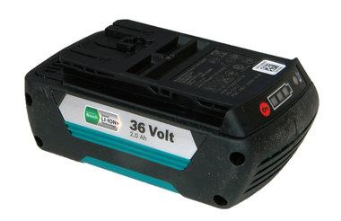 36 volt voor Bosch accu  2000 mAh voor gereedschap en tuin