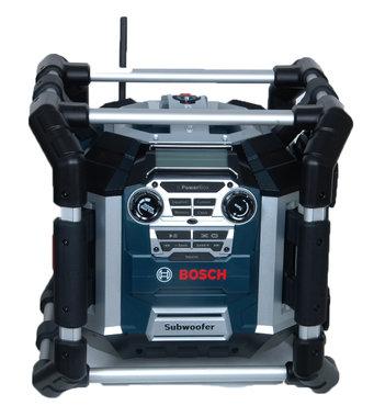 Bosch GLM 50 radio robuust en pracht geluid
