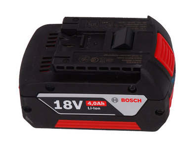 Bosch 18 volt slide Li ion 5,0 Af NIEUW