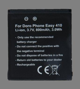 Dora easy phone 410 batterij