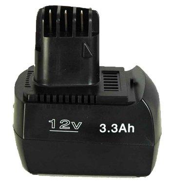 Metabo 12 volt nieuw model met 3 ah