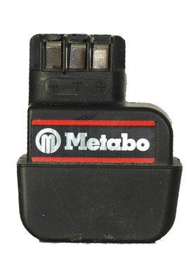 Metabo 7,2 volt refill set (zonder huis)