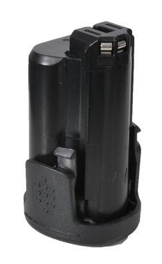 Bosch 10,8-12 volt 2,5 ah voor de GROENE BOSCH