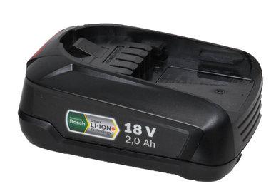 Bosch 18 volt 2,0 Ah org o.a voor de Uneo
