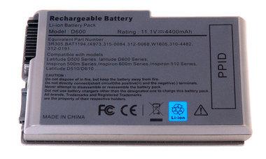 Dell accu  0X217   (d600) 11,1v