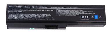 Toshiba Satellite accu 10,8 volt   (PA3634)