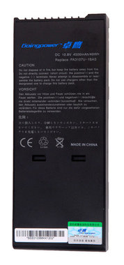 Toshiba accu 10,8 volt  (PA3107U0- B404)