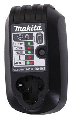 Makita lader DC10WA  7.2 - 10,8 li ion