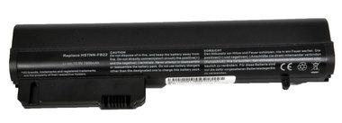 HP Laptop Accu 7800mAh 10.8 volt eliteboo 2530 en 2540