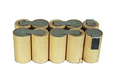 Festool 12 volt accupak liggend model 3,0 Ah BPS