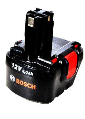 Origineel Bosch 12 volt accu type  2 607 335 262  (de laatste)