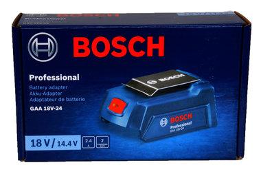 Bosch USB oplader van de accu naar Telefoon ed