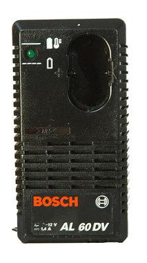Bosch lader AL 60 DV 7,2 tot 14,4 volt gebruikt