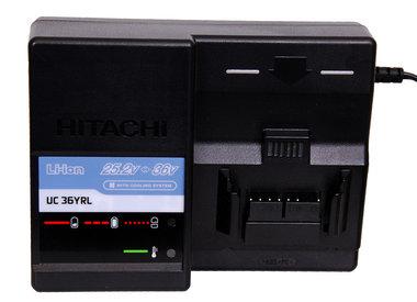 Hitachi 36 volt Li ion lader UC 36YRL