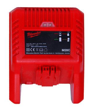 Milwaukee M28C lader li ion