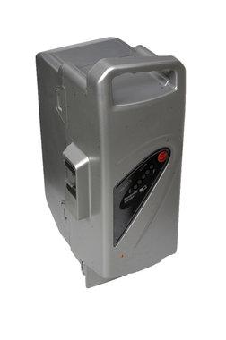 Nieuwe accu Panasonic 25,2 volt zilverkleurig 15.6 Ah