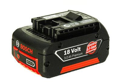 Bosch 18 volt B li ion accu orgineel