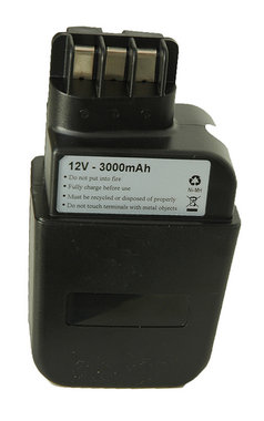 Metabo 12 volt accu type B 1204 3,0 Ah