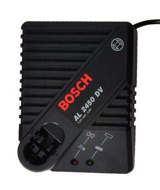 Bosch lader AL2450 DV nieuw