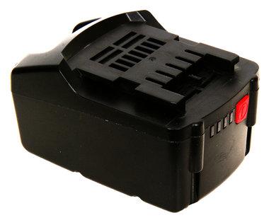 Metabo 14,4 volt Li ion 4,0 ah accu slide