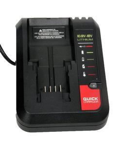 Luxe Black & Decker li ion snel lader 10.8 -20 volt