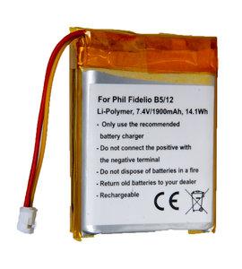 Philips Fidelio Soundbar B5/12 accu