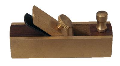 Mini timmermans set in houte doos