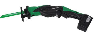 Hitachi Reciprozaag CR10DL 10,8 Volt 1.5 Ah Li-Ion